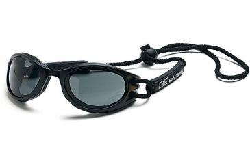 Body Specs BS Cups Prescription Black Frame Goggles / Sunglasses