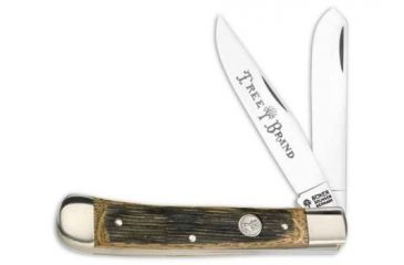 Boker USA Beer Barrel Trapper Knife 112525BBL