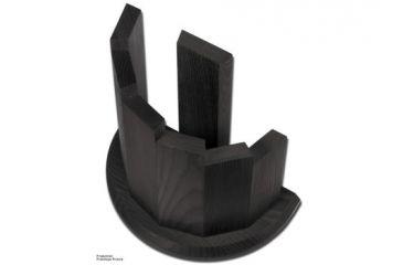 Boker USA Magnetic Vertical Knife Block, Black 030400