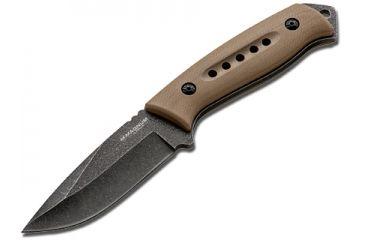 1-Boker USA Magnum Sierra Foxtrot II Fixed Blade Knife w/ 4in Blade