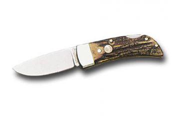 Boker USA Stag Gents Knife Small Folding Pocket Knife 111006