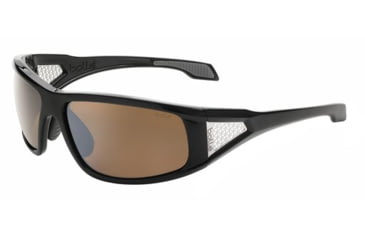 Bolle Bolle Diablo  Sunglasses, Shiny Black 11608