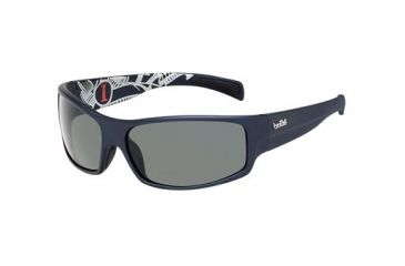 Bolle Bolle Piranha Jr.  Sunglasses, Matte Blue 11714