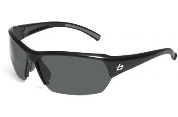 Bolle Bolle Ransom Sunglasses, Shiny Black 11694