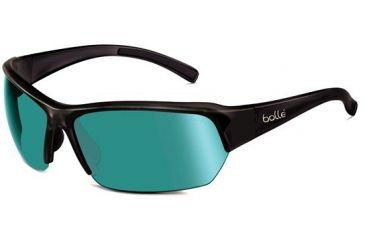 Bolle Bolle Ransom Sunglasses, Shiny Black 11724