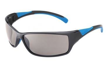 Bolle Bolle Speed Sunglasses, Shiny Anthracite/Blue 11627