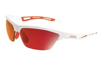 Bolle Bolle Tempest Sunglasses, Shiny White 11722
