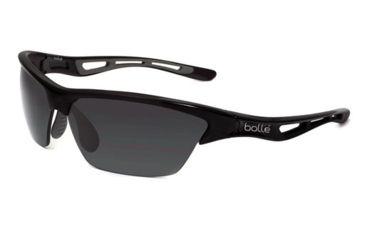 Bolle Bolle Tempest Sunglasses, Shiny Black 11723