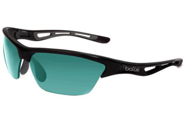 Bolle Bolle Tempest Sunglasses, Shiny Black 11726
