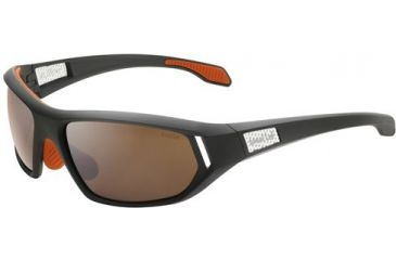 Bolle Cervin Single Vision Prescription Sunglasses - Satin Dark Grey  Frame 11613RX
