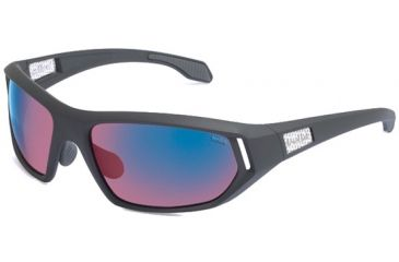 Bolle Cervin Single Vision Rx Sunglasses - Satin Dark Gray Frame 11588