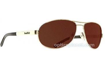 Bolle Dirty 8 Five-O Sunglasses Chrome frame, Mogul 2 lens
