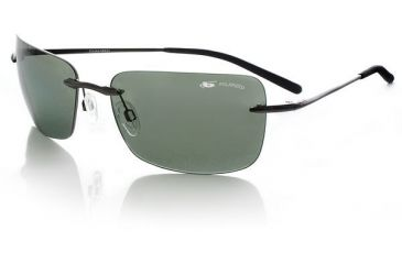 Bolle Polarized Sunglasses Greta - Gun Metal/ Pol Axis