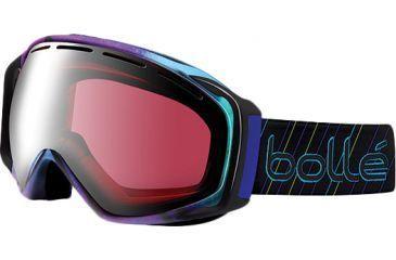 Bolle Gravity Goggles, Chad Otterstrom Signature Frame, Vermillon Gun Lens 20865