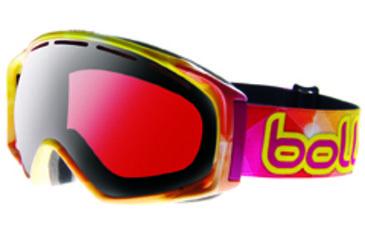 Bolle Gravity Sunburst Frame Vermillon Gun Lens Goggle 20813