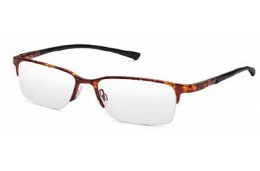 Bolle Laval Prescription Bifocal Eyeglasses - Copper Tortoise / Black frame
