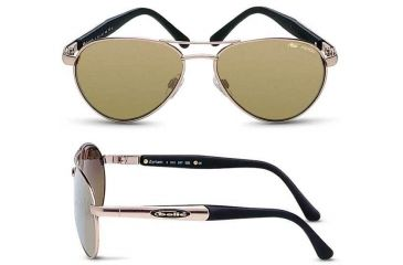 Bolle Metals Zyrium Rx Prescription Sunglasses