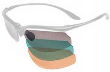 Bolle Mongrel Sport Sunglasses Right / Left Replacement Lenses