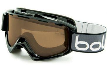 Bolle Nova Goggle, Shiny Black Frame, Polarized Brown Lens 20465