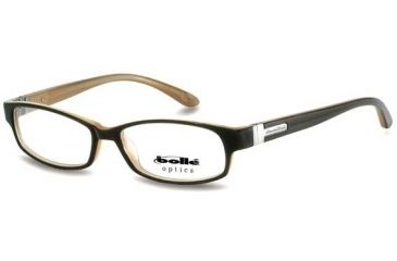 Bolle Optics Deauville Prescription Eyeglasses with Lined Bifocal Rx Lenses