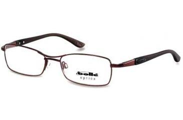 Bolle Optics Evian Prescription Eyeglasses with No Line Progressive Rx Lenses