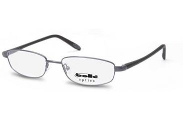 Bolle Optics Parnac Prescription Eyeglasses with No Line Progressive Rx Lenses
