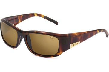 Bolle Origin Sunglasses 11015 Dark Tortoise Frame TLB Dark