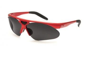Bolle Parole Sun glasses, Red Frame, TNS Gun Lens 11441