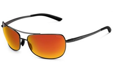 Bolle Quindaro Progressive Prescription Sunglasses - Satin Black  Frame 11574PRG