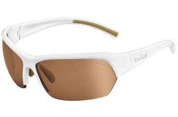 Bolle Ransom Sunglasses, Modulator V3 Golf Oleo AF, Shiny White 11807