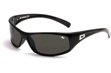 1538a7206cd1 Bolle Rattler Sport Sunglasses, Shiny Black Frame w/ TNS Lenses - 10816