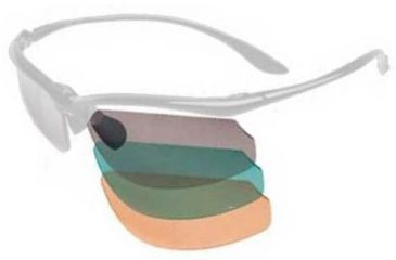 f2e3662d9a Bolle Replacement Lenses for Bolle Warrant Sunglasses