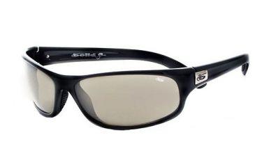 Bolle Snakes Anaconda Sunglasses w/ Shiny Black Frame and TNS Lens 10339