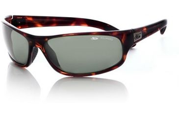 Bolle Polarized Sunglasses Anaconda Dark Tortoise Frame, Polarized Axis Lens 10335