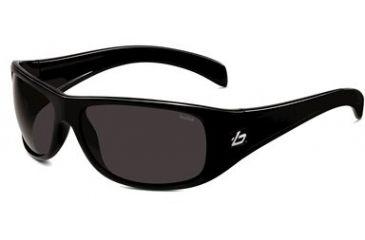 Bolle Sonar Single Vision Prescription Sunglasses - Shiny Black  Frame 11336RX