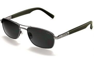 Bolle Avenue Sunglasses Shiny Gunmetal Frames