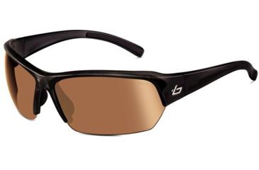 Bolle Sunglasses, Ransom Black Frame, Photo V3 Golf Lens 11527