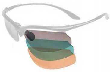 Bolle Replacement Lenses for Bolle Traverse Sunglasses / Goggles