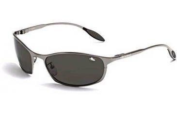 Bolle TRU Progressive Rx Montauk Shiny Gun Frame 10873 Sunglasses