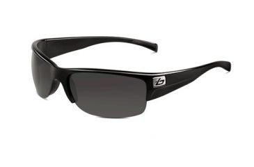 Bolle Zander Single Vision, Shiny Black Frame 11373