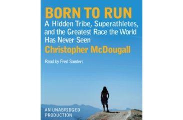 Born To Run, Christopher Mcdougall, Publisher - Random House