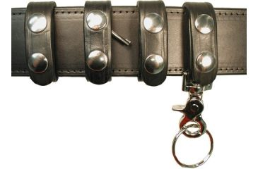Boston Leather Belt Keeper Combo Pack,deluxe - 7500-3-CORD