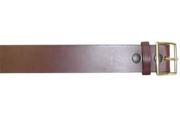 Boston Leather Garrison Belt,1 3/4in,pl - 6505NL-1-36