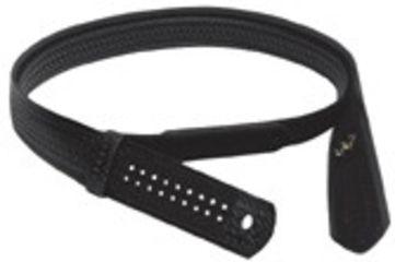 Boston Leather Sam Browne Belt. Bwfull Velcro - 6621-3-XXXL