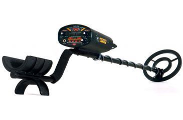 Bounty Hunter Land Star Digital Metal Detector with Ground Trac Re-Tune - LSTAR