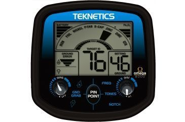 Teknetics Omega Faceplate