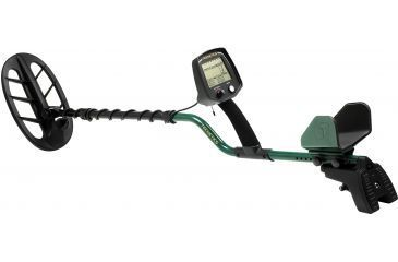 Teknetics T2 Metal Detector Side