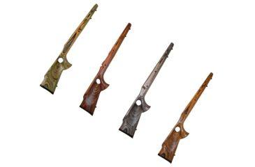 The truth. remington thumb hole stock
