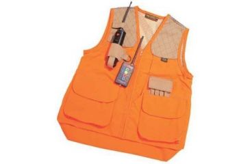Boyt Harness Gun Dog Vest, Orange, Left Hand, 4XL 0D1504X09