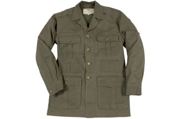 Boyt Harness Safari Jacket Green SA600